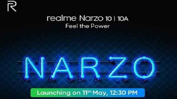 Realme Narzo 10 और Realme Narzo 10A आज होंगे लॉन्च, यहां देखें लाइव स्ट्रीमिंग