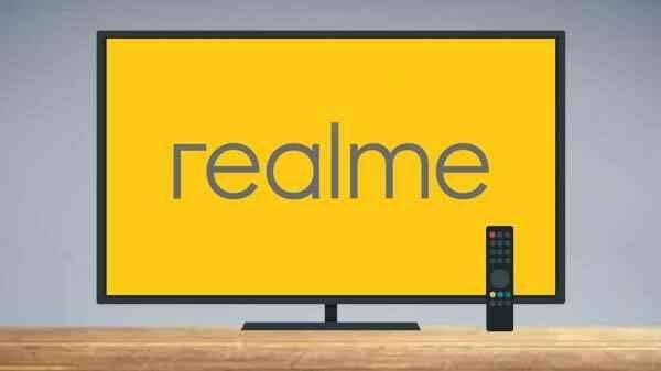 Realme कंपनी लॉन्च करेगी Realme TV