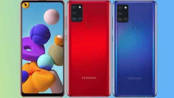 Samsung Galaxy A21s हुआ लॉन्च, जानिए कीमत, कैमरा, बैटरी और सभी फीचर्स