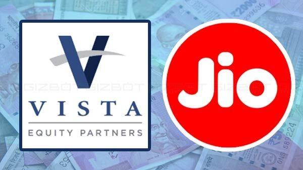 Jio में अमेरिका की कंपनी Vista ने किया 11,367 करोड़ रुपए का निवेश