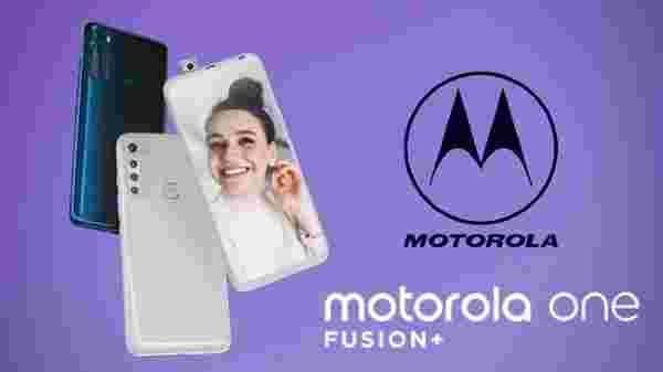 Motorola One Fusion+ की पहली सेल, जानिए फीचर्स, कीमत और ऑफर्स
