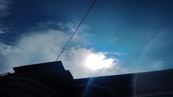 सूर्य ग्रहण 2020 भारत में की हुई शुरुआत, रिंग ऑफ फायर की जानिए लाइव अपडेट