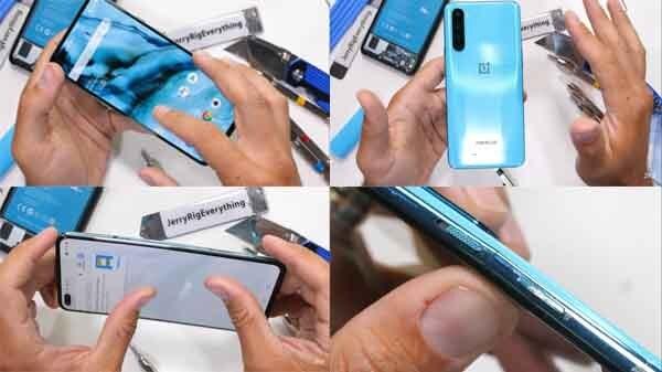 OnePlus Nord का हुआ बॉडी टेस्ट, एक बार में टूट गया फोन
