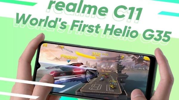 Realme C11 की आज realme.com और Flipkart पर होगी बिक्री, जानिए ऑफर्स और फीचर्स