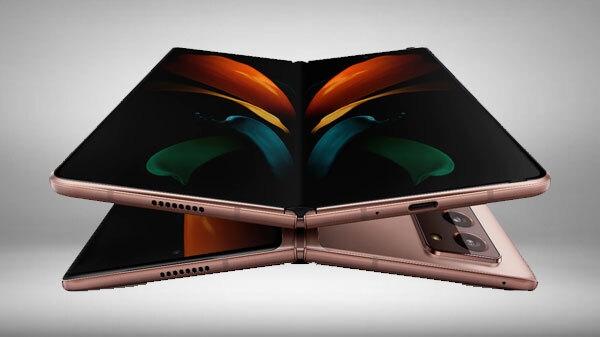 Samsung Galaxy Z Fold 2 हुआ लॉन्च, दो बड़ी मुड़ने वाली डिस्प्ले से लैस