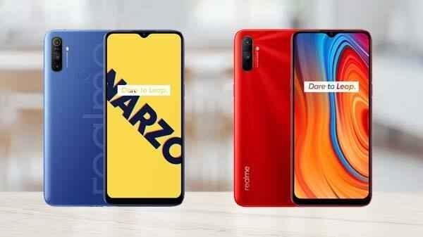Realme Narzo 10A की होगी सेल, जानिए ऑफर्स और डीटेल्स