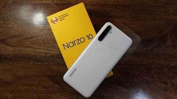 Realme Narzo 10: आज रात को बिकेगा 48 MP कैमरा और 5000 mAh बैटरी वाला फोन
