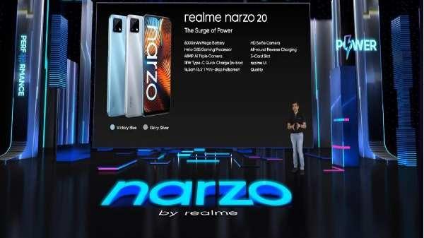 Realme Narzo 20 की पहली सेल कल, जल्द ही आउट ऑफ स्टॉक होने की उम्मीद