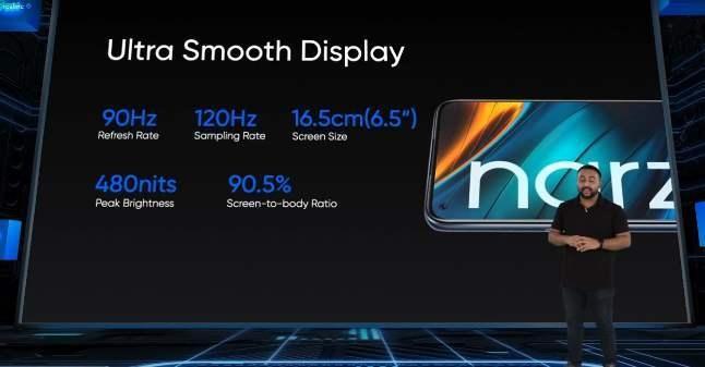 Realme Narzo 20 Pro की आज होगी सेल, ढेरों ऑफर्स के साथ होगा उपलब्ध