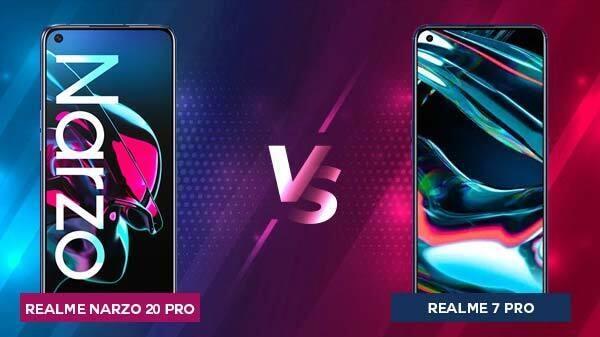 Realme Narzo 20 Pro vs Realme 7 Pro: दोनों फोन में सबसे अच्छा कौन, पढ़िए और जानिए
