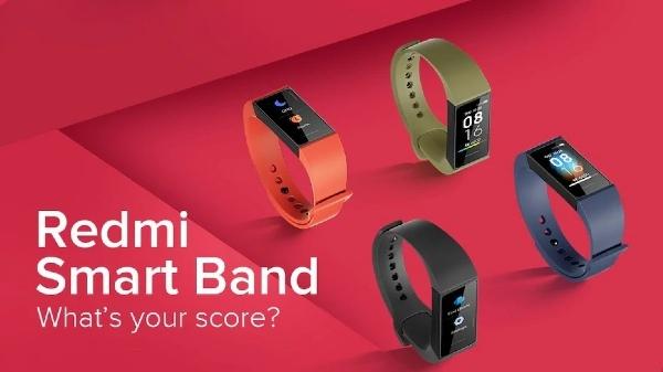 1,599 रु में लांच हुआ हार्ट-रेट मॉनिटर वाला Redmi Smart बैंड