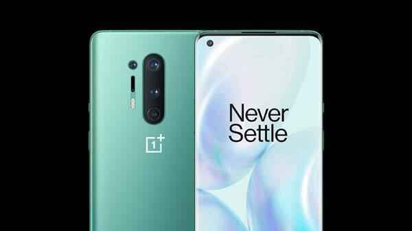 OnePlus 8 (Rs. 39,999)