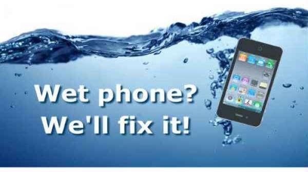 बारिश में फोन भीग जाए या पानी में गिर जाए तो क्या करें...?
