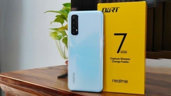 Realme 7: आज फ्लिपकार्ट पर कई  बेहतरीन ऑफर्स के साथ बिक्री के लिए होगा पेश