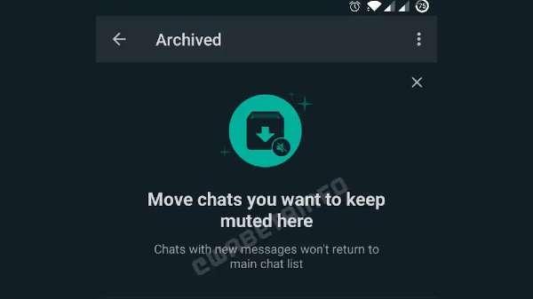 अब व्हाट्सऐप पर आएगा वेकेशन मोड, ये करेगा काम