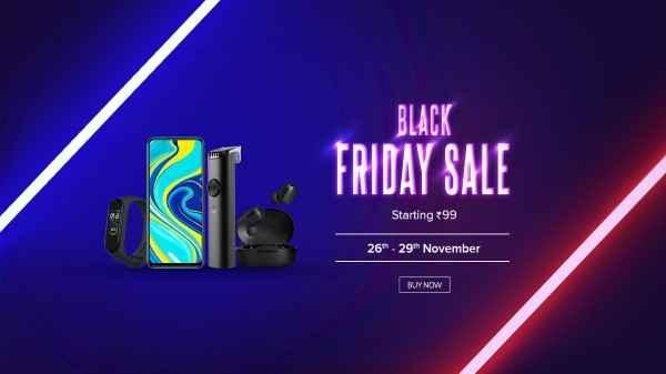Xiaomi Black Friday Sale: स्मार्टफोन्स से लेकर शाओमी जूतों तक सभी प्रॉडक्ट्स पर छूट