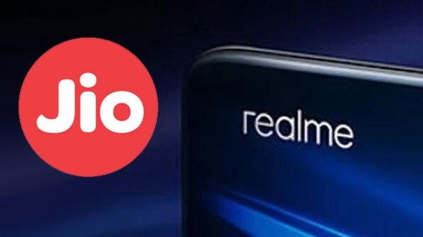 Reliance Jio and Realme will launch a new 4G smartphone together