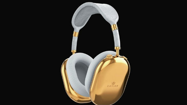 Most Expensive Earphones: Special Features of Gold Apple Earpods Max