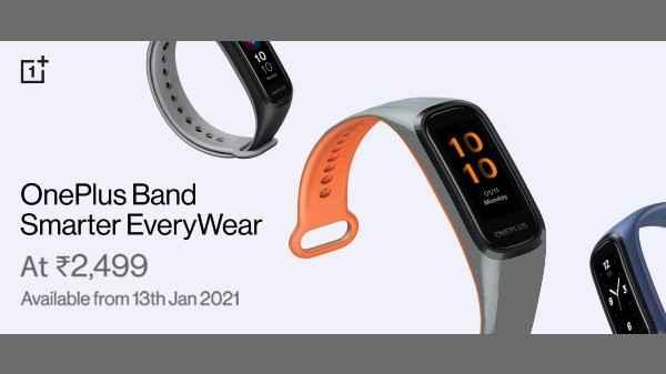 OnePlus Band हुआ लॉन्च, क्रिकेट और योगा मोड के साथ मिलेंगे कई स्पेशल फीचर्स