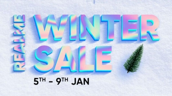 Realme Winter Sale का आज अंतिम दिन, इन पांच स्मार्टफोन पर बड़ा डिस्काउंट उपलब्ध