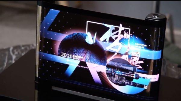 CES 2021 : TCL ने पेश की पेपर की तरह रोल और रबर की तरह खिंचने वाली स्क्रीन
