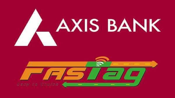 How to apply and recharge FASTag online through Axis Bank