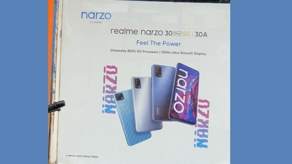 Realme Narzo 30 Pro 5G को लॉन्च से पहले ही फैन्स कर पाएंगे इस्तेमाल, जानिए कैसे...!