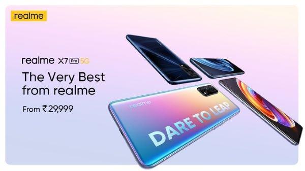 Realme X7 Pro 5G भारत में हुआ लॉन्च, जानिए कैमरा, कीमत, फीचर्स और सभी स्पेसिफिकेशंस