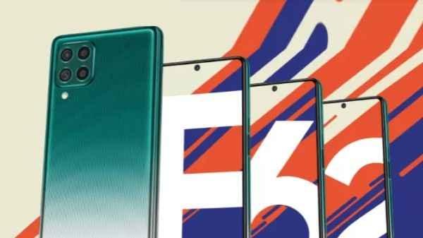 Samsung Galaxy F62 15 फरवरी को होगा लॉन्च, टैगलाइन है #FullOnSpeedy...!