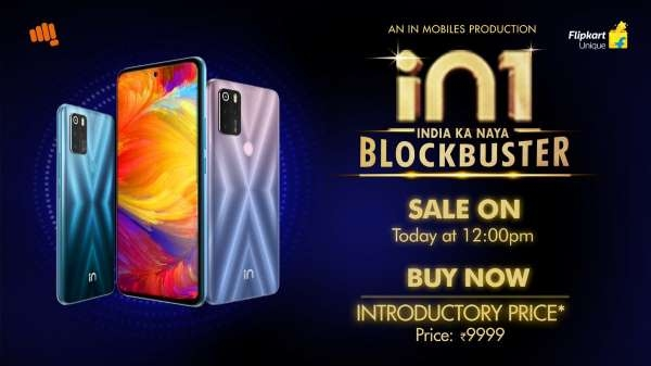 Micromax In 1 की आज पहली बार होगी बिक्री, डिस्काउंट के साथ मिलेगा बजट स्मार्टफोन