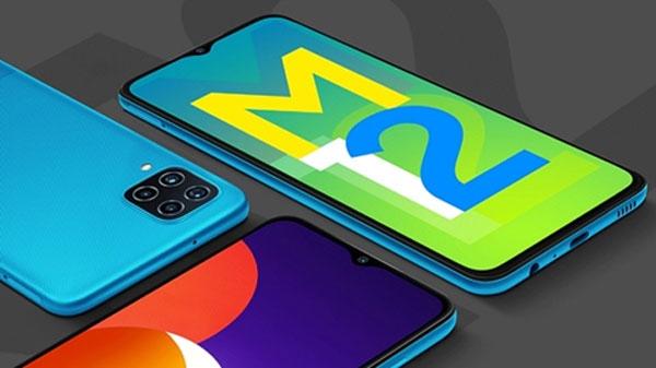Samsung Galaxy M12 की पहली बिक्री आज, 6000 mAh बैटरी वाले बजट फोन पर मिलेगा तगड़ा कैशबैक