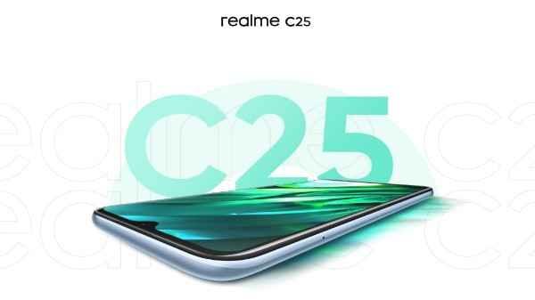 Realme C25 हुआ लॉन्च, पढ़िए और जानिए इसके सभी फीचर्स और स्पेसिफिकेशंस