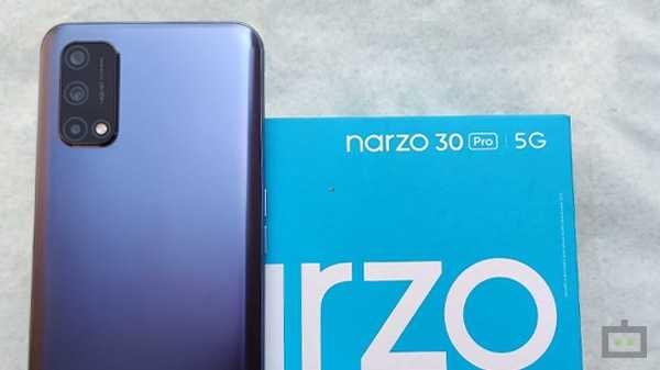 Realme Narzo 30 Pro: दुनिया का सबसे सस्ता 5G फोन आज पहली बार बिक्री के लिए उपलब्ध