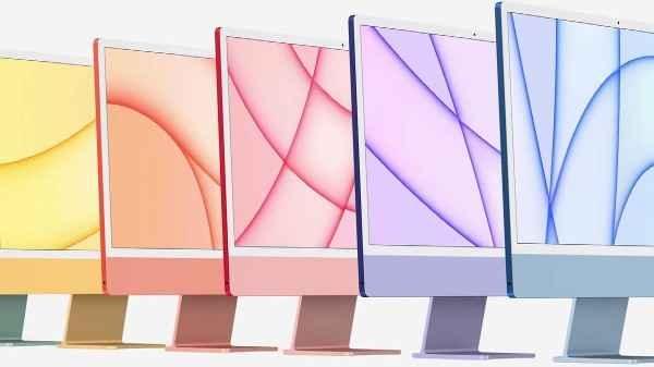 एप्पल के नए iMac 2021 के बारे में जानिए पूरी जानकारी