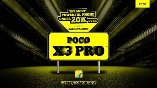 Poco X3 Pro की कुछ देर बाद होगी सेल, जानिए कैसे मिलेगा इंस्टेंट कैशबैक