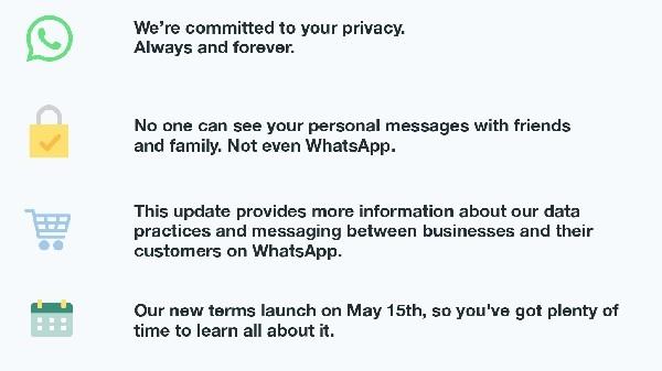 WhatsApp प्राइवेसी पॉलिसी नहीं की स्वीकार तो जाने क्या होगा?
