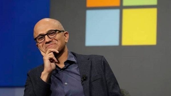 CEO सत्य नडेला बने माइक्रोसॉफ्ट के नए चेयरमैन