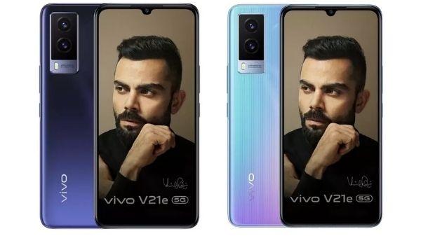 Vivo V21e 5G ने भारत में मारी एंट्री, मिलता है 64MP का धांसु कैमरा और 8GB RAM