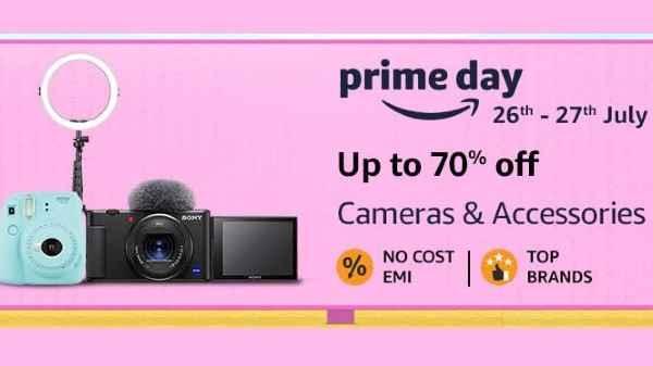 Amazon Prime Day Sale 2021 में खरीदें बेस्ट डील के साथ कैमरा, यहाँ देखें लिस्ट
