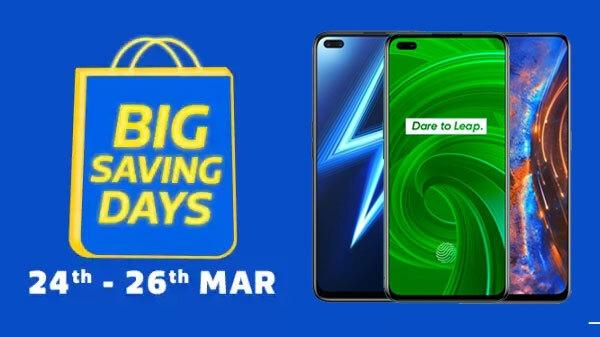 Flipkart Big Saving Days Sale 2021: भारी डिस्काउंट ऑफर के साथ खरीदें Realme के स्मार्टफोन्स