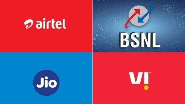 Jio vs Airtel vs Vi vs BSNL: 600 रुपये में आने वाले बेस्ट प्रीपेड प्लान्स, मिलता है डेली हाई स्पीड डेटा