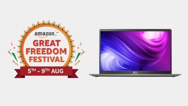 Amazon Great Freedom Festival Sale 2021 में इन लैपटॉप पर मिल रहा है लूट डिस्काउंट