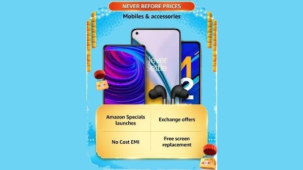 फ्लिपकार्ट बिग बिलियन डेज और अमेजन ग्रेट इंडियन फेस्टिवल सेल में इन स्मार्टफोन पर मिलेगी भारी छूट