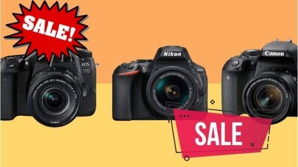 अमेजन ग्रेट इंडियन फेस्टिवल सेल: इन कैमरों पर मिल रहा है 45% तक डिस्काउंट