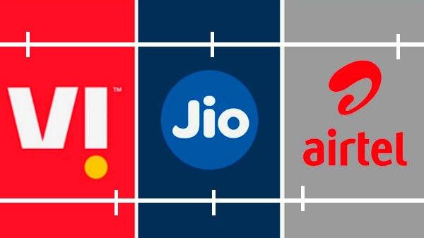 Airtel, Jio और Vodafone Idea के 500 रुपये से कम में आने वाले सबसे बेस्ट प्रीपेड प्लान्स