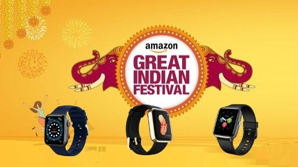These are the top smart watches on which Amazon Great Indian Festival sale is getting loot discount