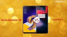 OnePlus 6 और Zenfone 5Z की तुलना और 5 खास अंतर