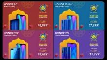 Honor कंपनी का दिवाली सेल, हर स्मार्टफोन पर 5,000 रुपए से ज्यादा डिस्काउंट ऑफर