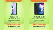 अमेजन ग्रेट इंडियन फेस्टिवल सेल में Redmi के इन मोबाइल फोन पर मिल रही है छूट