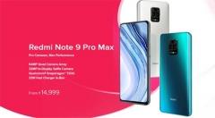 कोरोना वायरस की वजह से Redmi Note 9 Pro Max की पहली बिक्री हुई कैंसल